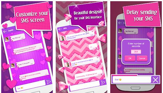 Text Messaging Background App, Text Messaging Background,  change Text Messaging Background, text messaging backgrounds for android