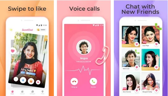 anonymous chat application, random chatting apps, best apps to chat with strangers without login