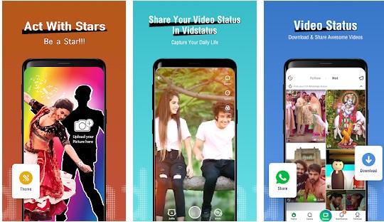 app for status for whatsapp, video status apps, whatsapp status video app, best status app, whatsapp video app, com.whatsappstatus.androidapp