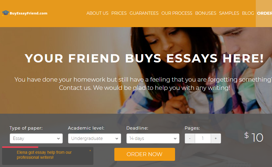 Best website to buy an essay