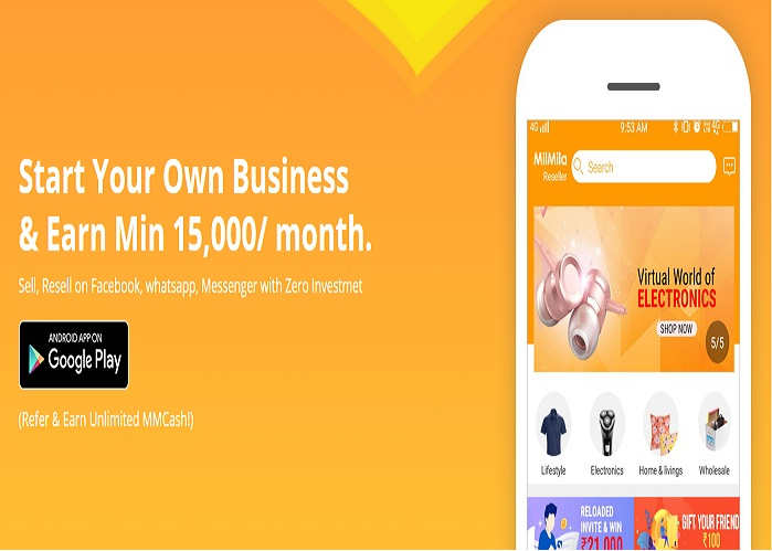 top reselling apps in india